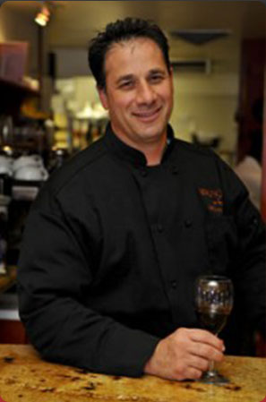 Chef Rick Bruno, owner operator of Ricky's Eastbound